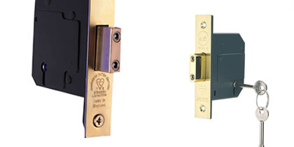 British Standard Mortice Lock