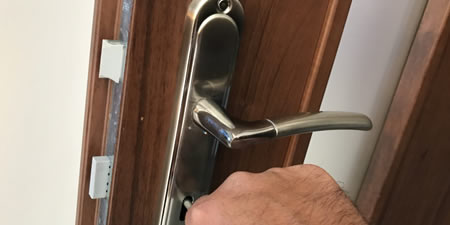 Sash lock by Upper Holloway locksmith
