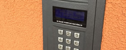 South Bermonsey access control service