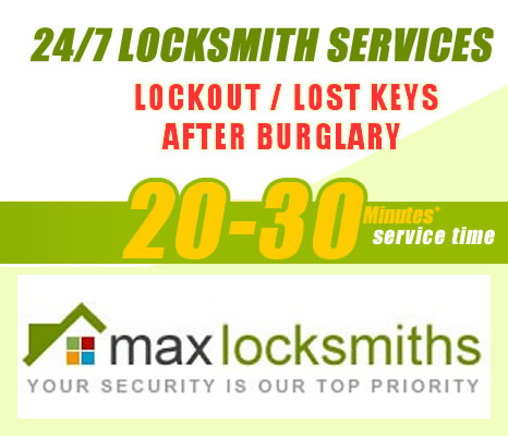 Harold Hill locksmith