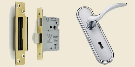Hadlow locksmith supply and fit Sash-Locks handles